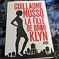 La Fille de Brooklyn -<b>Guillaume</b> <b>Musso</b>.