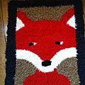 Fox blanket : la couverture doudou renard