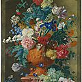 Exhibition exploring the evolution of Dutch flower painting over the course of two centuries opens <b>in</b> London