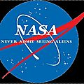 Nasa brand new logo