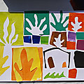 Atelier Matisse aux Instants de la Créations