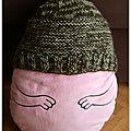 Bonnet capucine
