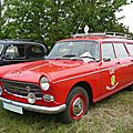 PEUGEOT 404 break Centre de Secours de Giat Madine (1)