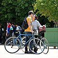 Amoureux, vélo, jardin des Tuileries_4334
