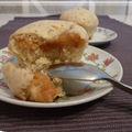 Muffin citron-meringue-pavot