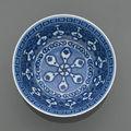 A blue <b>and</b> white porcelain bowl. <b>Jiaqing</b> <b>Mark</b> <b>and</b> <b>Period</b>