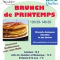 Brunch du 6 avril