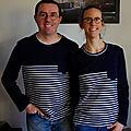tshirt en <b>duo</b>