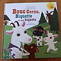 Revue de Livres CD jeunesse, 2 nde partie : <b>Bouc</b> Cornu, Oiseau de Feu et... Magicien d'Oz!!!