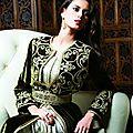 Caftan 2014 | robe de soirée prestigieuse
