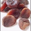 Barres au muesli, noisettes et abricots secs