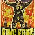 Votez pour votre king kong préféré