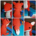 My red fox!