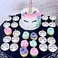 Notre cake licorne
