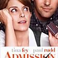 Admission (7 Juillet 2013)