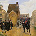 Petit-Gerard, Le retour triomphal du régiment (1891)