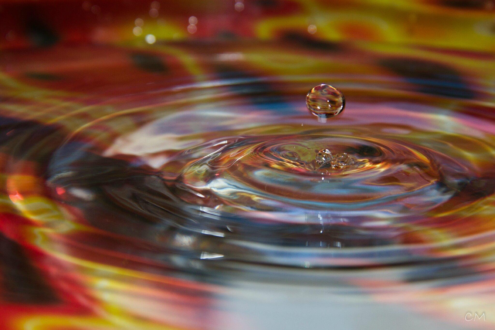 ploc,splash,plouf...