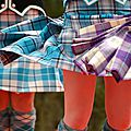 Sous le charme des danseuses écossaises et irlandaises