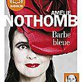 Barbe bleue- amélie nothomb (livre audio)