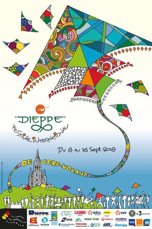 DIEPPE: la fête du VENT