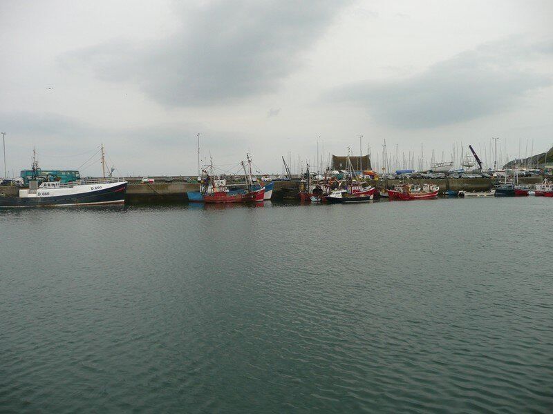 Le port de Howth