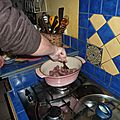 boeuf bourguignon en photo