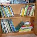Bibliothèque d'emilie : 8 ans