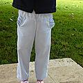 Nouveau <b>pantalon</b> After-school pour Miss C.