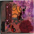 Atc - Art Square - CJ - Cartes