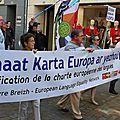 La charte européenne des langues régionales pour les nuls. et par les nuls ?