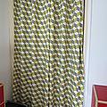 B.a.ba de la couture: le rideau