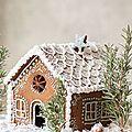 Déco de Noël sucrée : 11 maisons de pain d'épices trop mignonnes