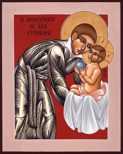 Saint Stanislas Kotska