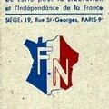 1943 - plus de 200 maires déchus par le front national de corse