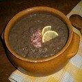Une petite soupe de lentilles qui réchauffe!