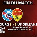 But strasbourg vs orléans résumé vidéo 3-2