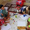 Hayate Alya et Ali en photos
