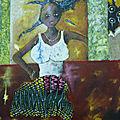 Aujourd'hui, une publication spéciale sur nos <b>artistes</b> <b>africains</b>