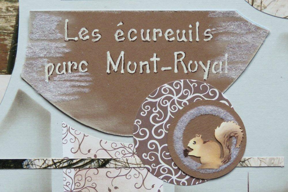 Parc Mont-Royal,Montréal