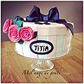 <b>Cake</b> <b>design</b> élégant