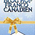 Blog hop franco canadien - carte bonne fête de pâques