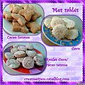 Biscuits sablés maisons + recettes de variantes pour multiplier le plaisir du gout!!!