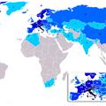 station de ski par pays