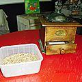 Du blé à la farine