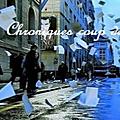 Chroniques Coups de vent... [Mai 2019]