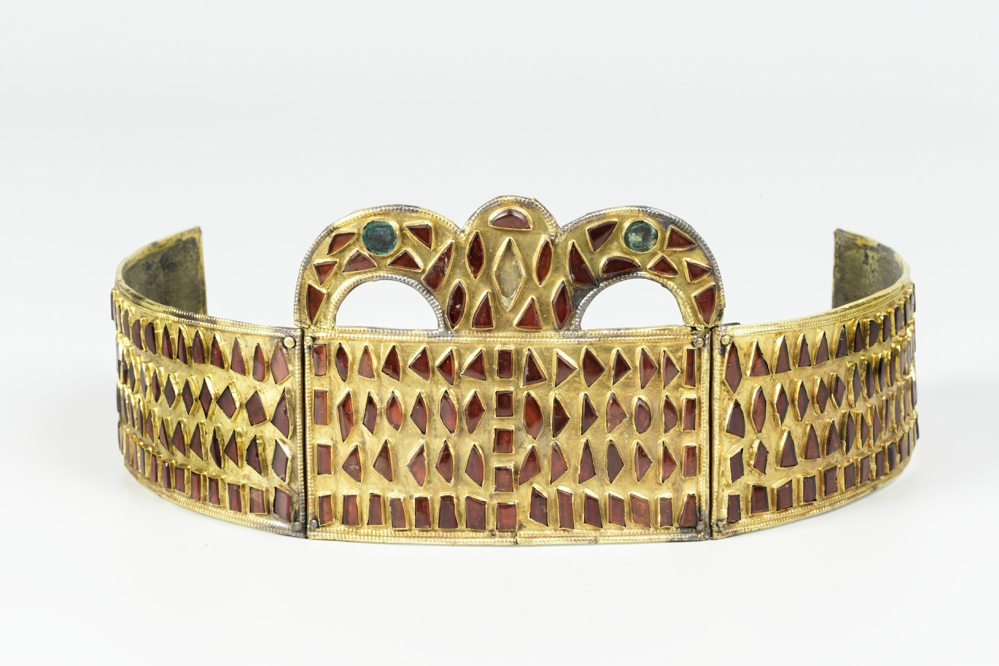 The Crown of Kerch and Other Treasures at Neues Museum
