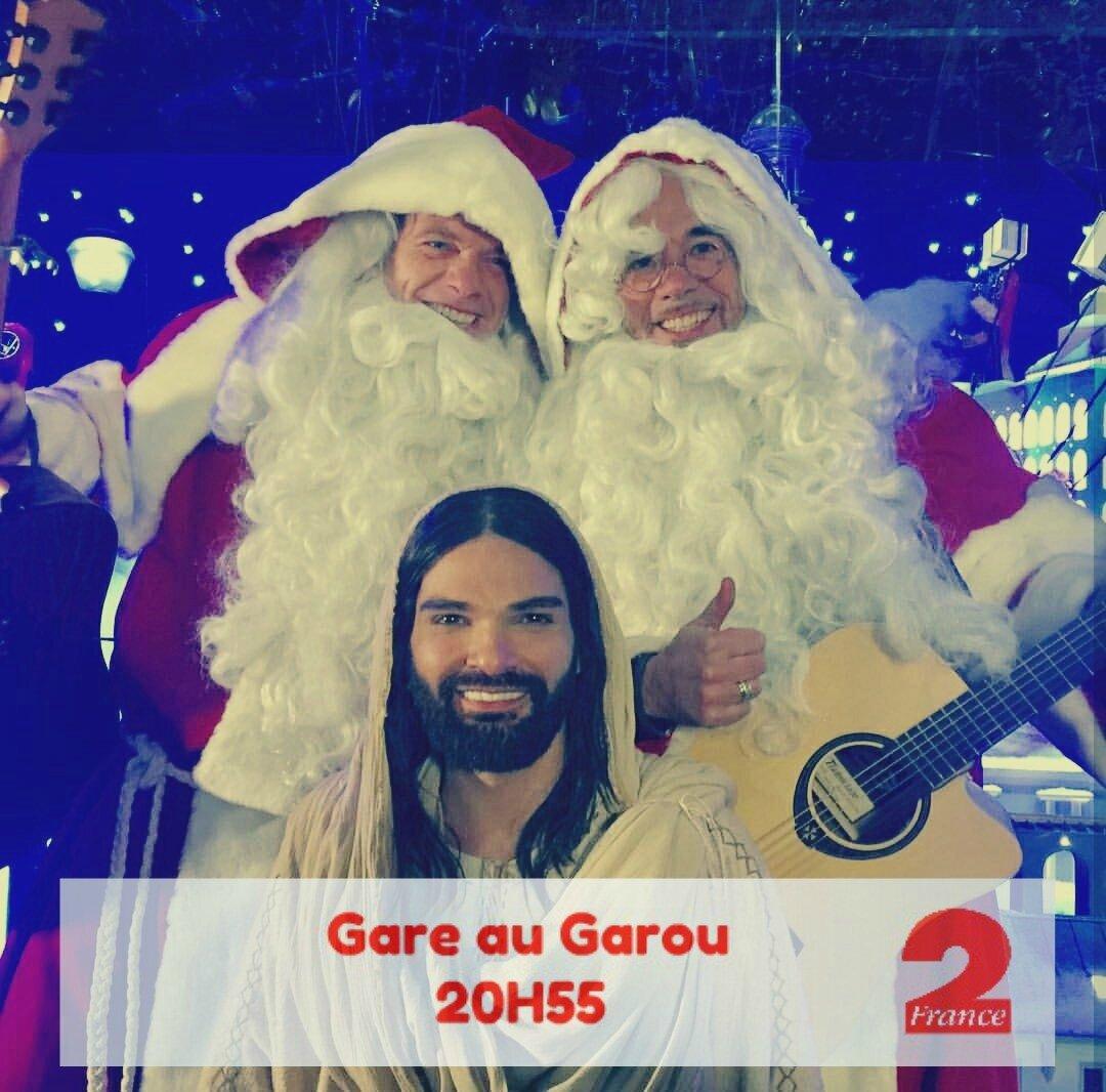 """[REPLAY] Pascal Obispo & Mike Massy invités de """"Gare au Garou"""" sur France 2"""