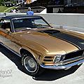 <b>Ford</b> Mustang Grandé hardtop coupe-1970