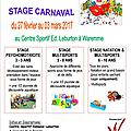 Stages sportifs - cscel waremme