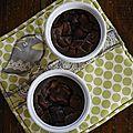 Clafoutis aux poires et au chocolat